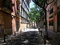 Carrer dels Soguers, barri del Carme, València.jpg