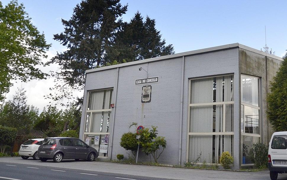 Casa concello Pontecesures