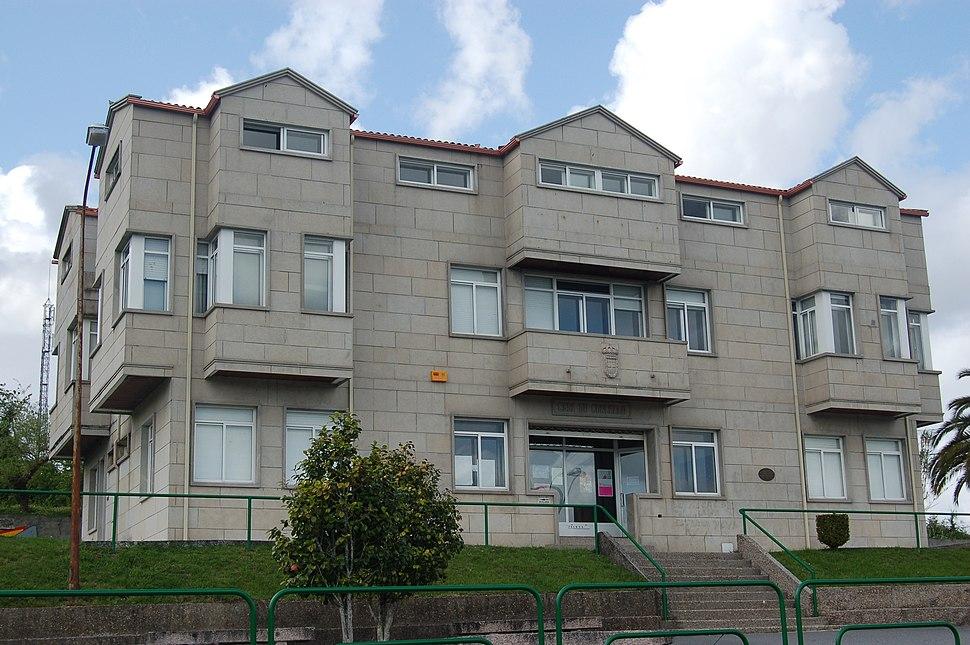 Casa consistorial de Vilaboa