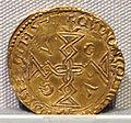 Casale monferrato, guglielmo gonzaga duca, oro, 1566-1587, 02.JPG