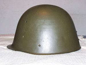 Huta Ludwików - The wz.31 helmet in original colours