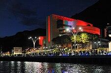 Vegas strip casinos on largest