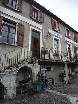 Cassagnas - The town hall of Cassagnas
