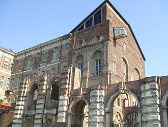 Rivoli, Piedmont - Castle of Rivoli.