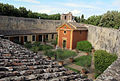 Castello di Belcaro, giardino 02.JPG