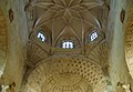Castromonte monasterio Santa Espina iglesia boveda cabecera ni.jpg