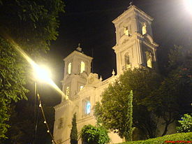 Catedral de Chilpancingo