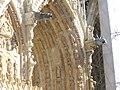 Cathédrale ND de Reims - façade ouest, portail nord (02).JPG