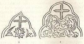Cathayan Nestorian Cross 4