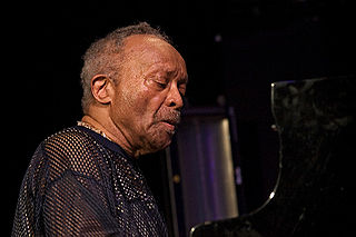 Cecil Taylor American jazz pianist and poet