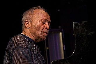 Cecil Taylor - Taylor at the Moers Festival, 2008