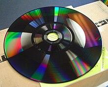 Capacitance Electronic Disc Wikipedia