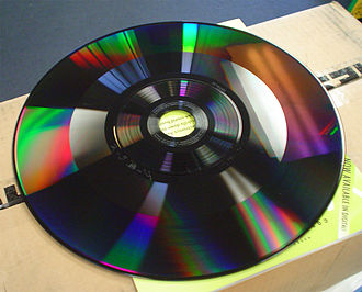 Capacitance Electronic Disc - Exposed CED disc