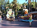 Celebration Parade, Six Flags Magic Mountain 2007-07 5.JPG