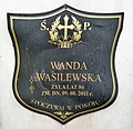 Cemetary in Biala Podlaska (Wanda Wasilewska, ale nie ta komunistka).jpg