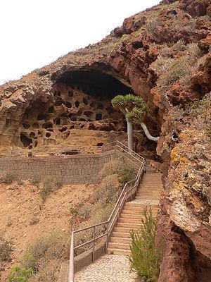 Caves of Valeron - Image: Cenobio valeron
