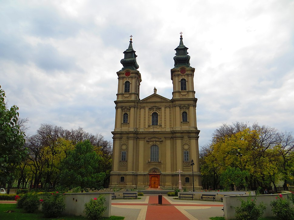 Centar II, Subotica, Serbia - panoramio (1)