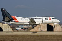 Central Connect Airlines Saab 340 OK-CCC.jpg