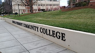 Central Piedmont Community College - CPCC Central Campus
