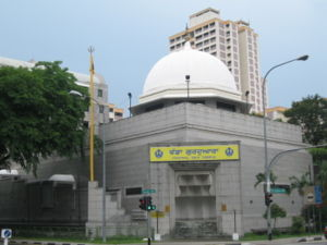 Sikhism in Singapore - Central Sikh Temple