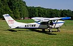 Cessna 182N Skylane Löchgau.JPG