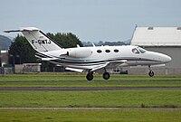 F-GMTJ - C510 - Astonjet
