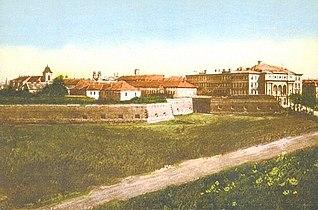 Cetatea Timișoara - Wikipedia