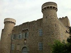 Le château de Charly