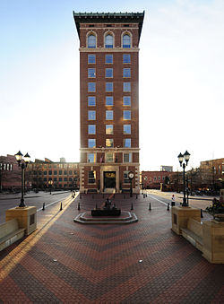 Chamber Of Commerce Building Greenville South Carolina