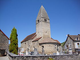 Église de Chamilly