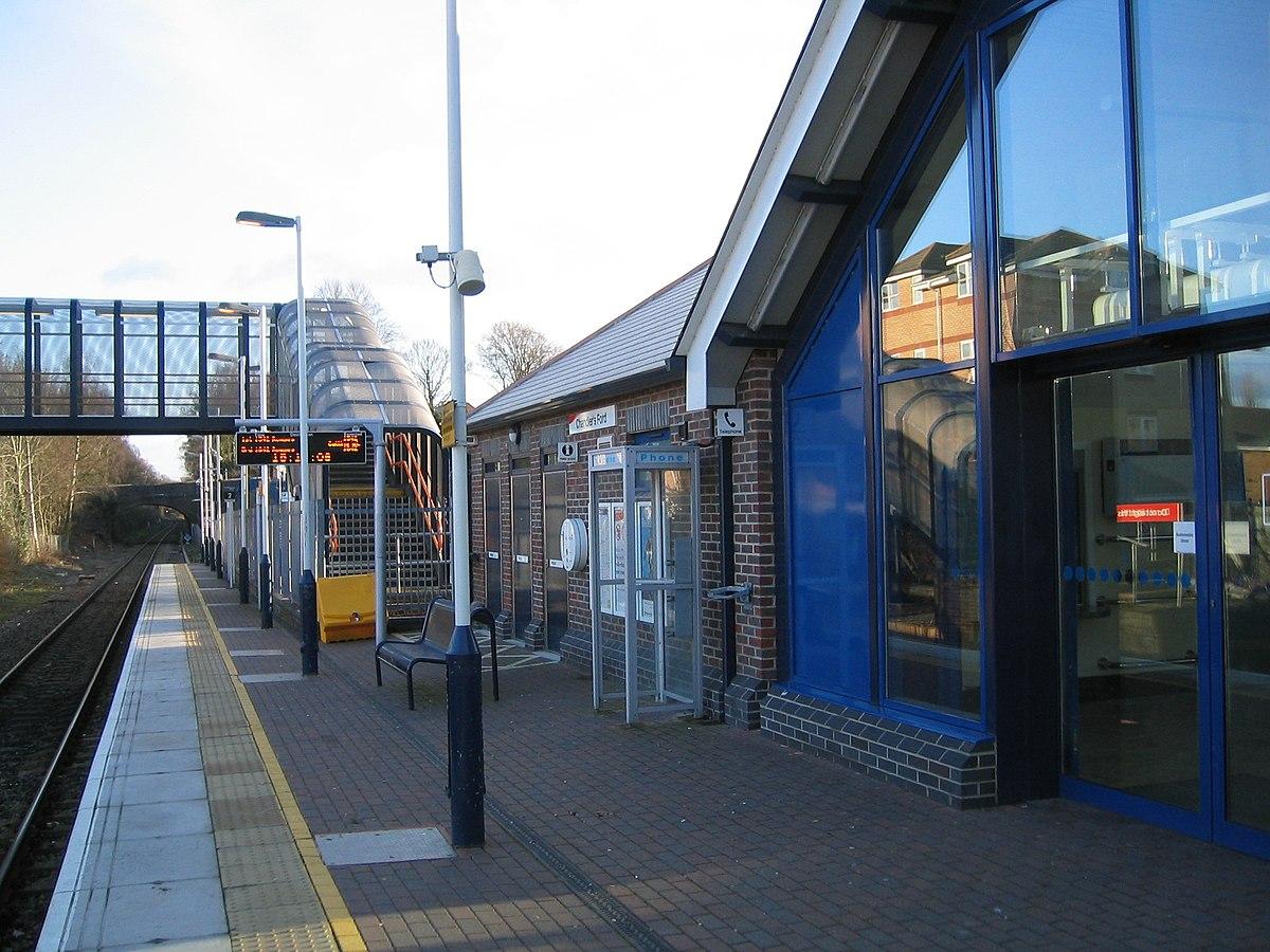 chandler u0026 39 s ford railway station