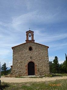 Chapelle saint luc de puigrodon wikip dia for Piscine chapelle saint luc