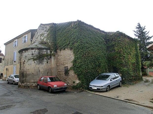Monument historique à Châteaurenard