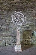Chapelle Saint-Michel - intérieur - croix (objet).jpg