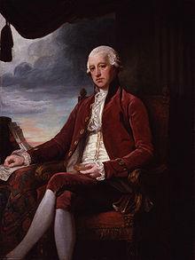 第一代利物浦伯爵查尔斯·詹金逊