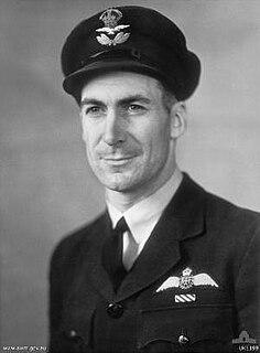 Charles Scherf Australian Second World War flying ace