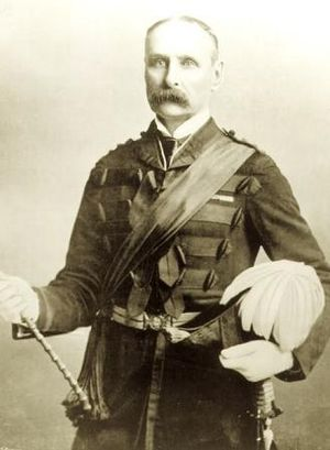 Charles Tucker (British Army officer) - Lt. Gen. Sir Charles Tucker