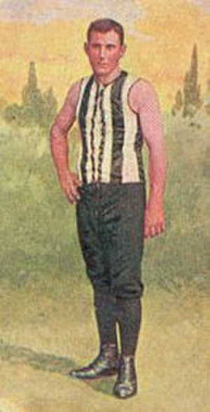 Charlie Pannam (footballer, born 1874) - Image: Charlie Pannam senior
