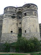 Chateau angers tour double