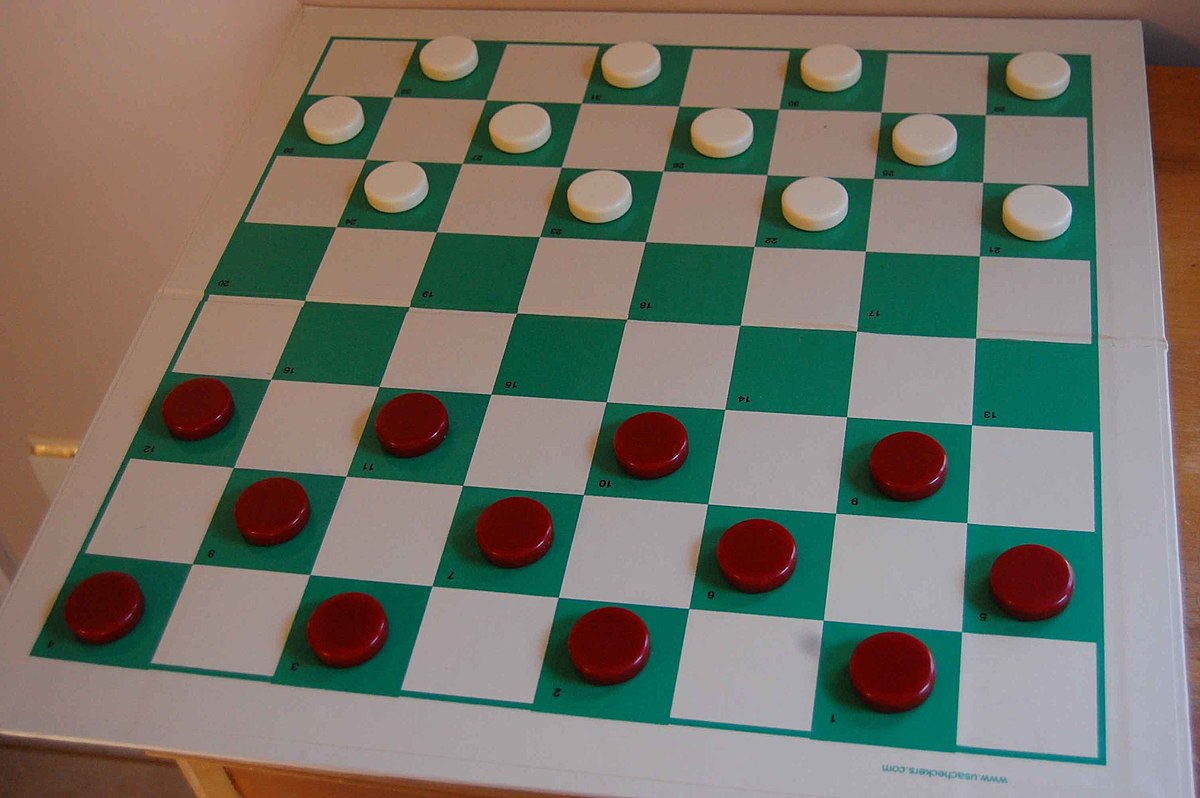 Draughts - Wikipedia