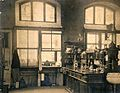 Chemistry laboratory at the Eidgenössische Technische Wellcome L0022256.jpg