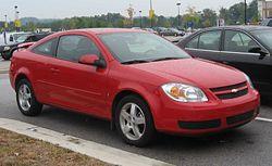 Chevrolet Cobalt LT cupé
