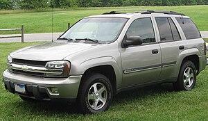 Chevrolet TrailBlazer - Image: Chevrolet Trail Blazer 06 05 2010
