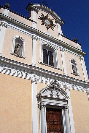 Esine - Parish church