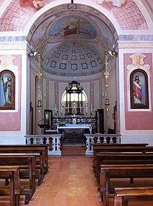 Chiesa di Santa Maria Nascente e di San Giacomo