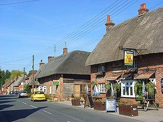 Chilton Foliat Human settlement in England