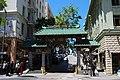 Chinatown - Grant Ave a Bush St. - vstupní brána do čínské čtvrti - panoramio.jpg