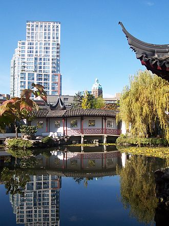 Chinatown, Vancouver - Dr. Sun Yat-Sen Garden