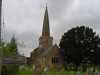 Chiselborough - Image: Chiselborough Church Exterior 01