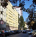 Chmielna St. Warsaw, western part.jpg